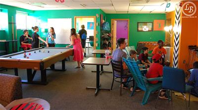 Teen Gaming Center 86