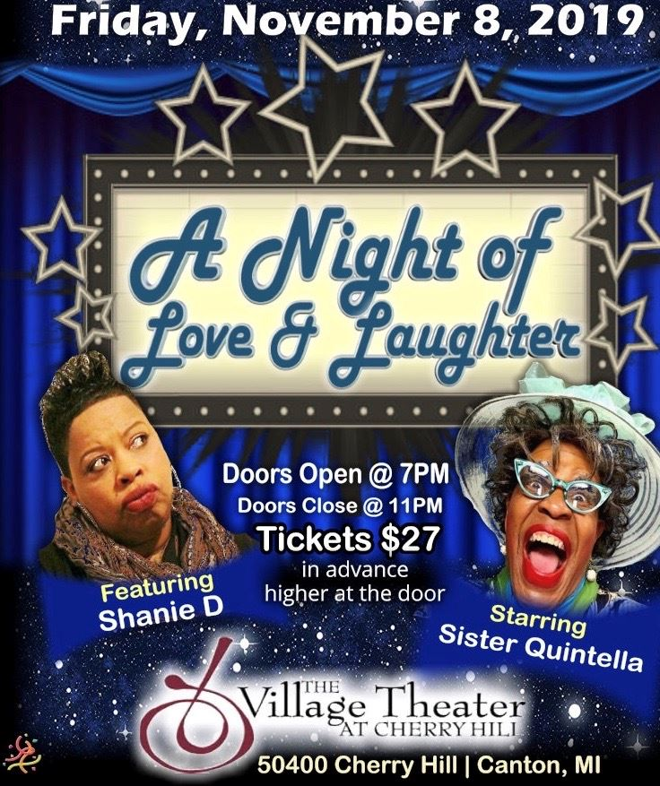 A Night of Love and Laughter Image