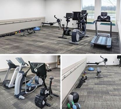 Summit Personal Workout Room Photo